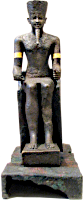 Image of Thamus, also known as Amun.