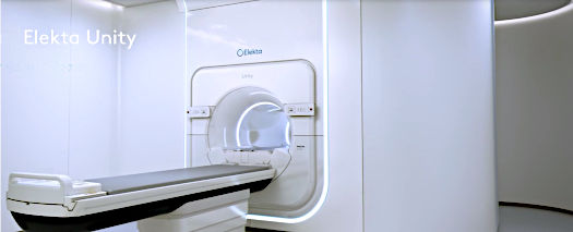 Elekta Unity, MRI guided radiotherapy.