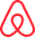 Image of AirBnB logo.